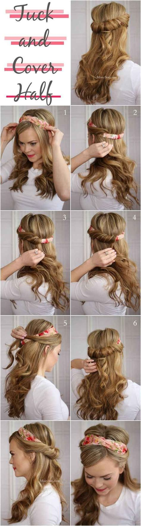 hairstyle tutorials 10 easy hairstyle tutorials for long hair london beep