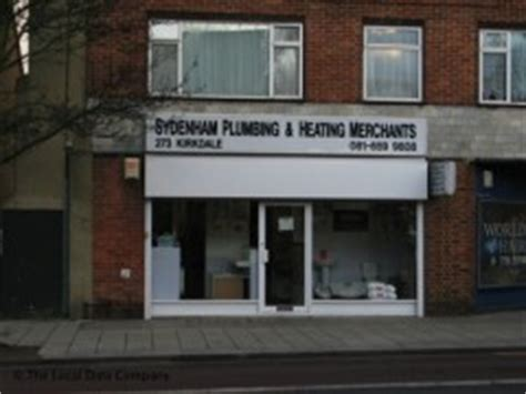 Plumbing Merchants Near Me by Sydenham Plumbing Heating Merchants 273 Kirkdale