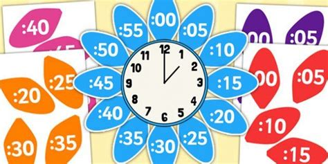 free printable clock labels an idea for an analog clock that could be displayed in the