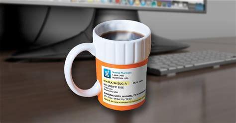Coffe Mug ceramic prescription coffee mug