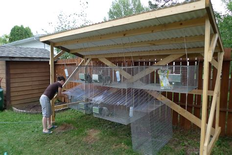 Handmade Rabbit Hutch - four tips for weatherproofing your rabbit hutch cross