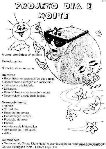 Atividades sobre dia e noite para os pequenos! - ESPAÇO EDUCAR