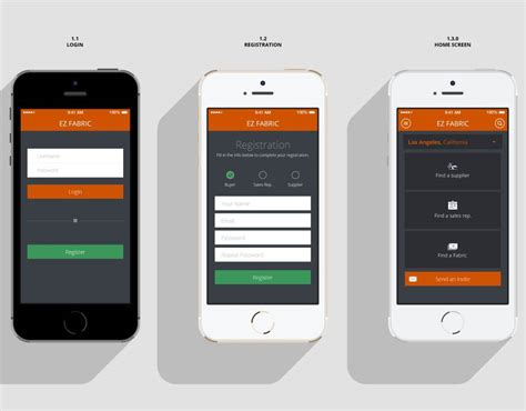 design mobile application free mobile app design