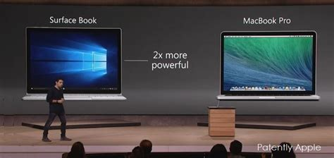 Microsoft Di Macbook Microsoft May Introduce A New Surface Book Without Their Famed Tablet Mode Patently Apple