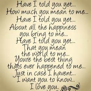 I Love You Sweetheart Quotes by I Love You Quotes Weneedfun