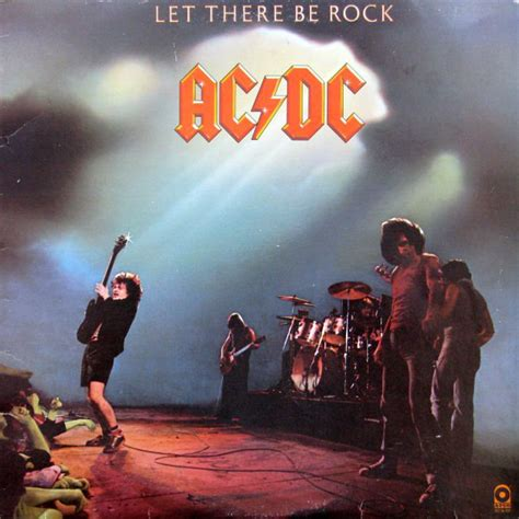 Acdc Let There Be Rock ac dc let there be rock album acquista sentireascoltare
