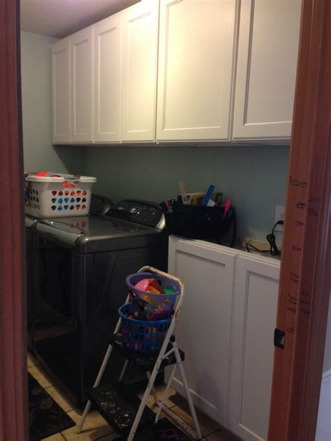 Installing Laundry Room Cabinets Wilmington Kitchen Family Room Laundry Room Cabinet Installation Remodeling Designs Inc