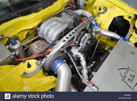 wankel engine heavily modified turbocharged mazda 13b wankel engine in