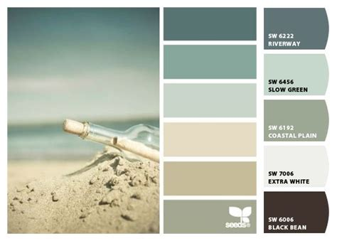 paint colors by sherwin williams sw riverway sw green sw coastal plain sw