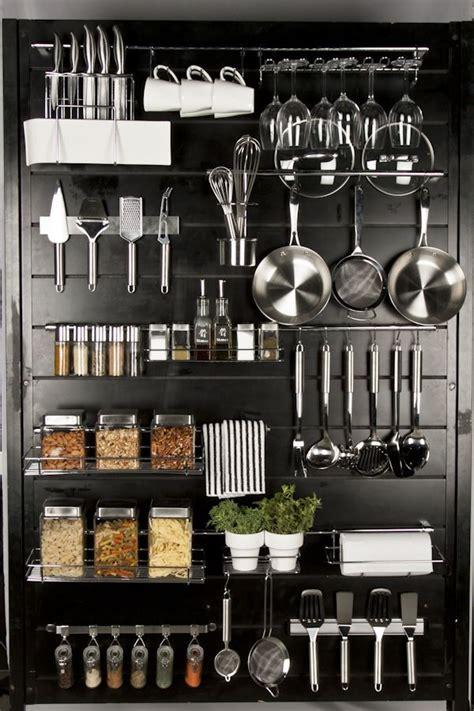 Wohnung Ideen Einrichtung 3195 by Dica Pendurando Utens 237 Lios De Cozinha E Panelas