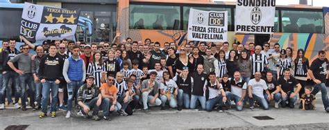 valtellinese roma calcio pullman di tifosi valtellinesi a roma per