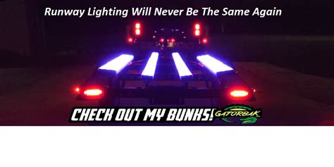 boat trailer bunk lights gatorbak boat trailer and watercraft lift synthetic bunk