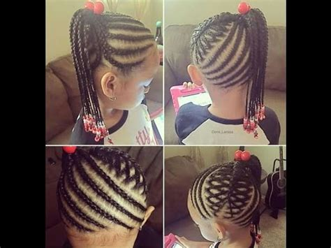 little girl braid hairstyles : simple and beautiful kids