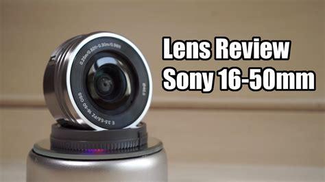 Sony Lens E 16 50mm F3 5 5 6 Oss selp1650 lens review tested and sony kit lens e