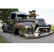 1947 Ford Pro Street Rat Rod Pickup Truck