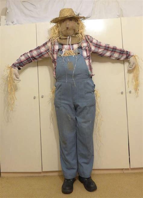 Costume Bib mens scarecrow farmer hillbilly bib brace overalls