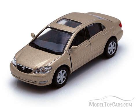 Kinsmart Toyota toyota corolla chagne kinsmart 5099d 1 36 scale diecast model car