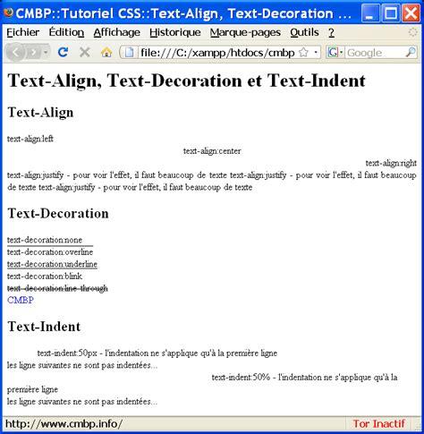 Text Decoration Blink by Cmbp Formation Et D 233 Veloppement Web