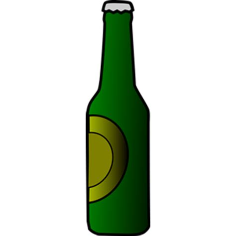 beer bottle cartoon beer bottle cartoon clipart