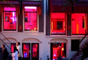 What Is The Red Light District In Amsterdam Amsterdam Red Light District Photos