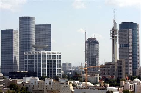 tel aviv skyline we will strike tel aviv if israel attacks senior