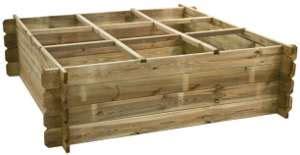 Hochbeet Holz Bausatz by Hochbeet Kaufen Holz Bausatz F 252 R Den Garten