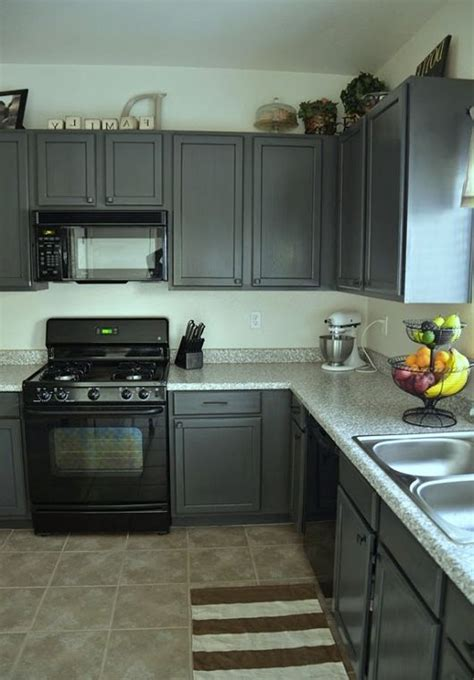 Grey Color Kitchen Cabinets 114 Best Images About Kitchen On Pinterest Gray And White Kitchen Gray And Gray Cabinets