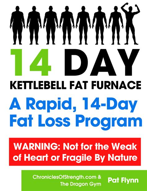 kettlebell swing fat loss results review of the 14 day kettlebell fat furnace by dan and