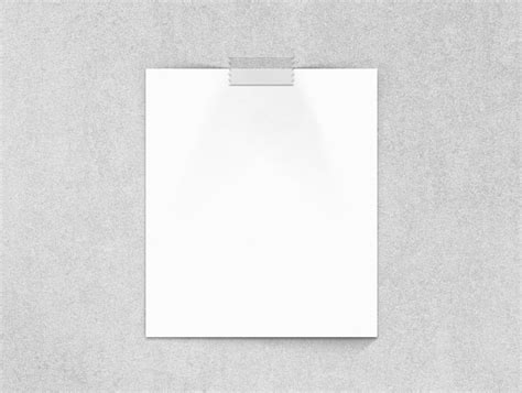 blank mockup templates poster frame mockups psd vector