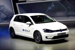 Electric Vehicles Volkswagen A Closer Look At The 2015 Volkswagen Electric Vehicle Egolf