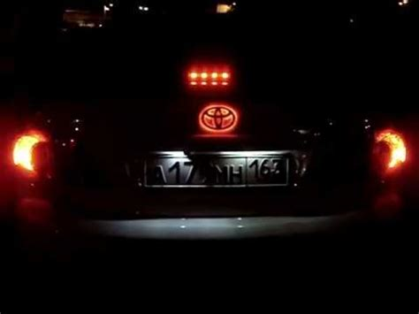 car badge light/car emblem light/led logo light for trunk