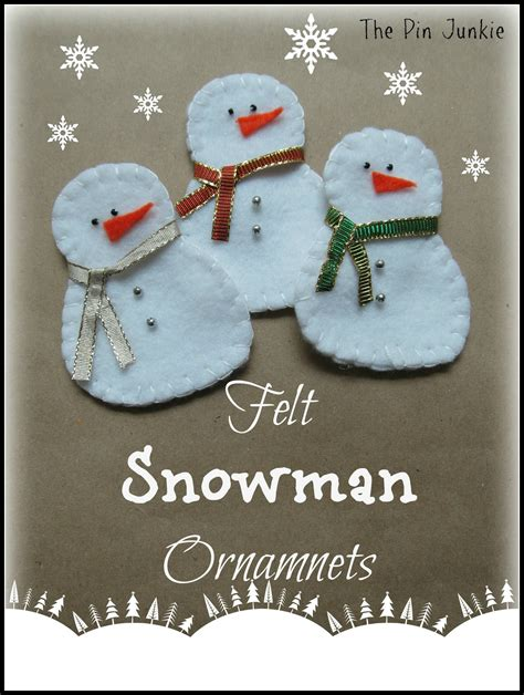 pattern for felt snowman colours to use to a christmas tree template search