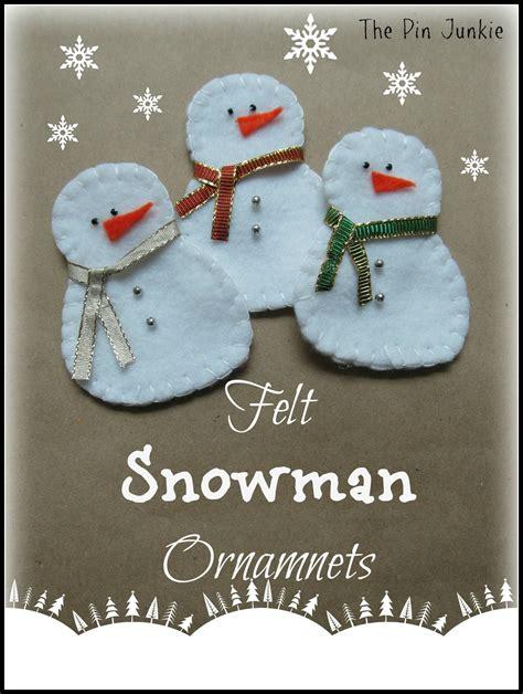 Felt Christmas Ornaments Templates For Felt Decorations
