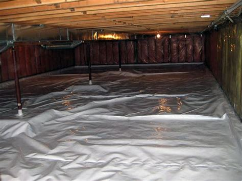 we clean and seal crawl spaces in pa and ny crawl space