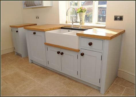 Free Standing Sink Kitchen Free Standing Kitchen Sink Cabinet Home Ideas Collection