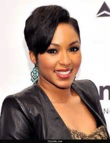 black hair styles for 2015 with one side short black hairstyles for women 2016