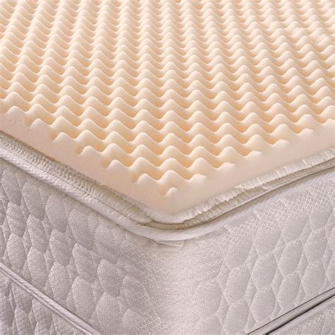 Convoluted Foam Mattress Pad by Convoluted Egg Crate Foam Mattress Pads Traditional Fit