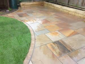 Patio Paving Slabs Uk Previous Projects Charnwood Landscaping