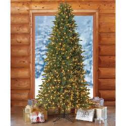 9 artificial pre lit slim christmas tree