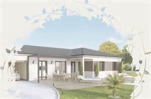 Plan De Maison Plain Pied Chambres Gratuit Les Maisons Limousines Modele Maison