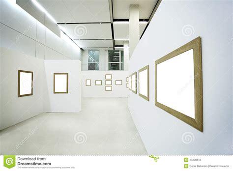 Interior Design Web App nobody in the museum interior stock photo image 14200610
