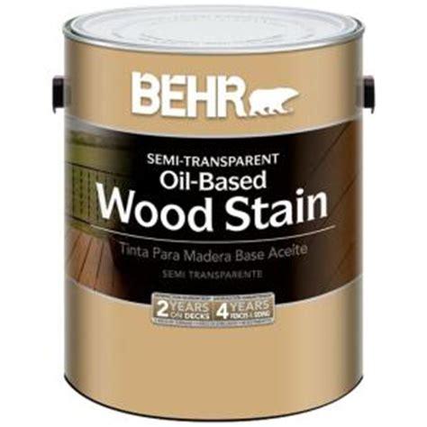 behr  gal cedar naturaltone oil based wood stain