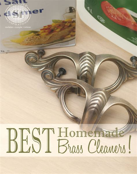 brass cleaner diy the best brass cleaners salvaged inspirations