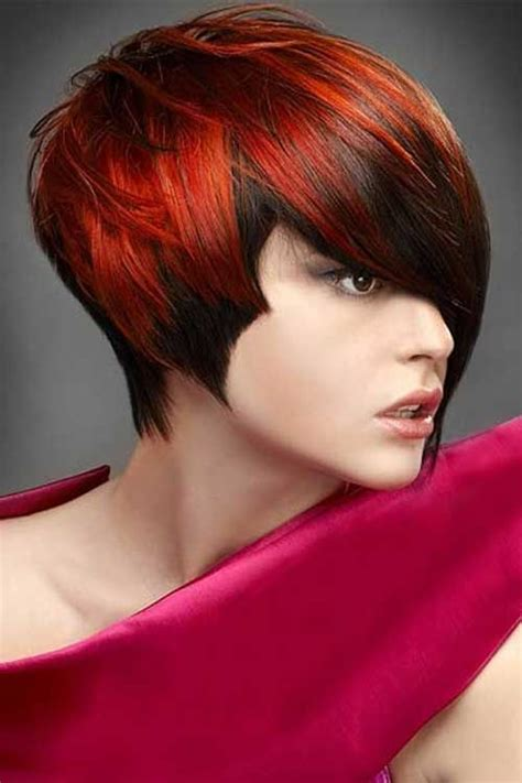 awesome hairstyles and colors 429 best pour les femmes short hairstyles for women