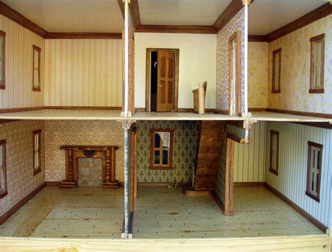 dolls house interior interior victorian doll house by poppies woodshop