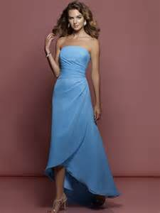 blue bridesmaid dresses eleagnt blue bridesmaid dresses