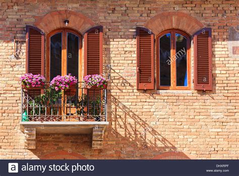 the story of siena and san gimignano classic reprint books italian balcony with flowers in san gimignano a