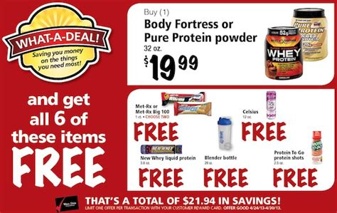pure protein shake coupons