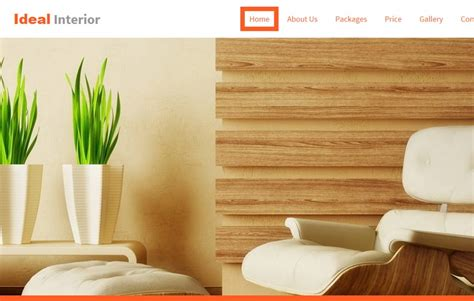 interior design free ideal interior design free bootstrap website template