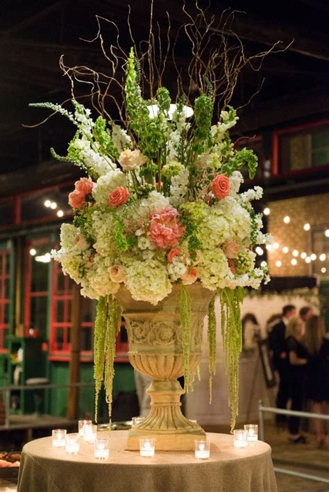 large floral centerpieces best 25 large floral arrangements ideas only on